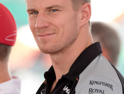 Nico Hulkenberg is back in Formula 1 for British GP
