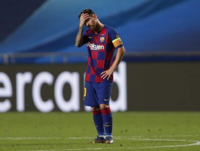 UEFA Champions League : What went wrong for Barcelona?