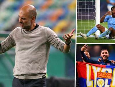Why Manchester City haven't been successful in Europe?