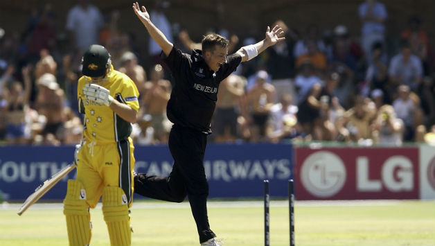 Shane Bond amongst top 10 fastest bowlers in the world.